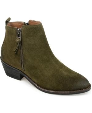 Journee Collection Women's Foam Charlotte Bootie Women's Shoes