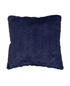 Aiden Chevron Pillow and Decorative Set of 3