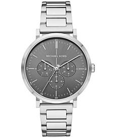 Men's Irving Multifunction Stainless Steel Bracelet Watch 42mm