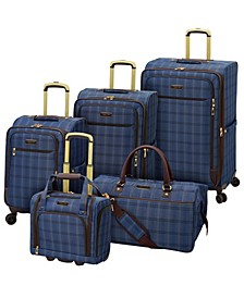 Brentwood II Softside Luggage Collection