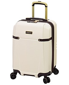 """Brentwood II 20"""" Expandable Hardside Carry-On Spinner Luggage"""
