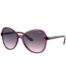 Eyewear Women's Sunglasses, VO5349S 55