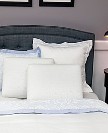 Luxury Gusseted Gel-Infused Memory Foam Pillow