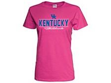 Kentucky Wildcats Women's Script Logo T-Shirt