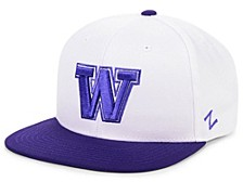 Washington Huskies Core Snapback Cap