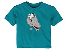 Infant Miami Dolphins Primary Logo T-Shirt