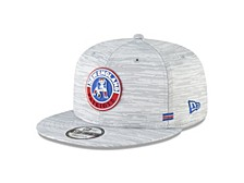 New England Patriots 2020 On-Field Sideline 9FIFTY Cap