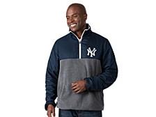 New York Yankees Men's Advance Half-Zip Pullover