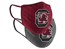 South Carolina Gamecocks 2pack Face Mask