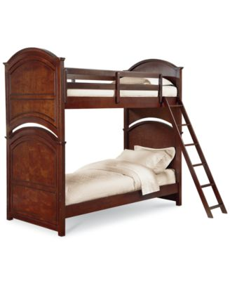 Irvine Twin Over Twin Kids Bunk Bed. Furniture