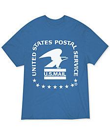 Love Tribe Juniors USPS Graphic Print Cotton T-Shirt