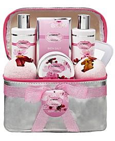 Cherry Blossom Body Care 8 Piece Gift Set