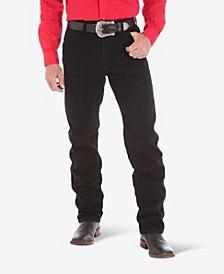 Men's Cowboy Cut Original Fit Straight Fit Jeans