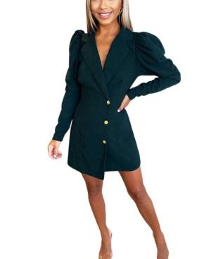Women's Blazer Dress