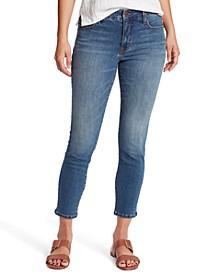Social Standard Skinny Crop Jeans