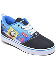 Heely's Big Boy's Pro 20 Prints SpongeBob Squarepants Wheeled Skate Casual Sneakers from Finish Line