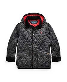 Big Boys Water-Resistant Car Coat