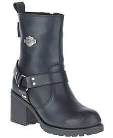 Women's Motorcycle Boot