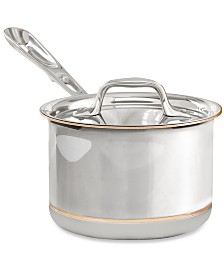 All-Clad Copper-Core 2 Qt. Covered Saucepan