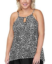 Plus Size Tankini, Created for Macy's