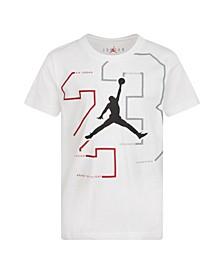 Little Boys Jumpman 23 Logo T-Shirt