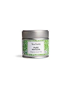 Pure Matcha Loose Tea Canister