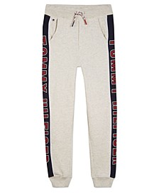 Little Boys Mini Dot Hilfiger Sweatpant