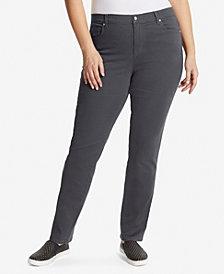 Gloria Vanderbilt Women's Plus Size Amanda Long Length Jean