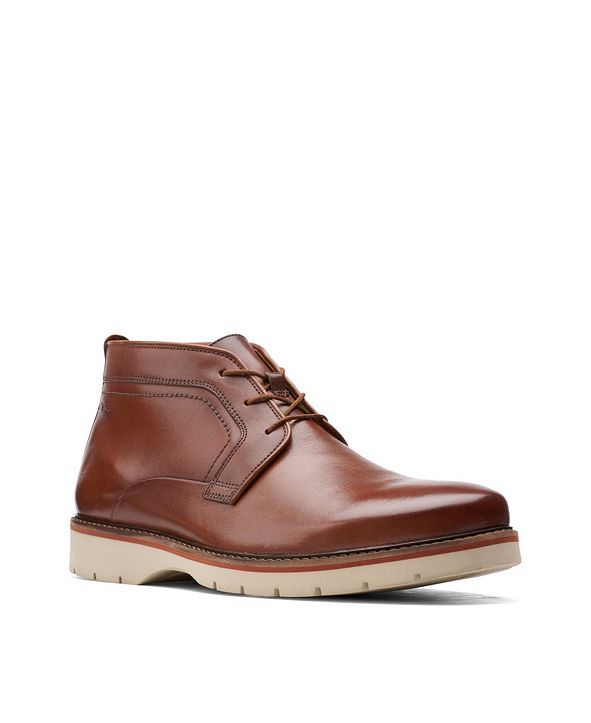Clarks Men's Bayhill Mid Ankle Boots