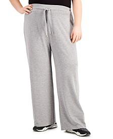 Plus Size Drawstring Pants