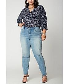 Plus Size Alina Legging Jeans