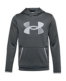 Big Boys Armour Big Logo Hoodie