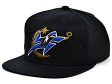 Washington Wizards HWC Basic Classic Snapback Cap