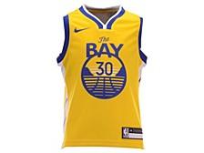 Golden State Warriors Kids Statement Swingman Jersey Stephen Curry