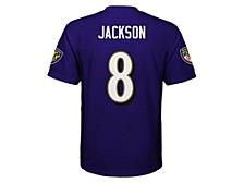 Baltimore Ravens Kids Game Jersey Lamar Jackson