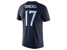 Men's Tennessee Titans Player Pride Name and Number Logo 3.0 T-Shirt - Ryan Tannehill