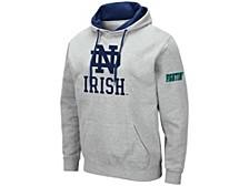 Men's Notre Dame Fighting Irish Big Logo Hoodie