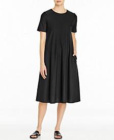 Crewneck Dress, Available in Regular & Petite Sizes