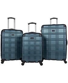 Nottingham 3-Pc. Hardside Luggage Set