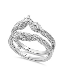 Diamond Enhancer Ring Guard (5/8 ct. tw.) in 14K White or Yellow Gold