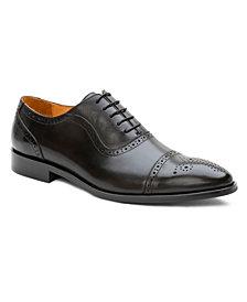 Ike Behar Men's Handmade Hybrid Oxford Shoes