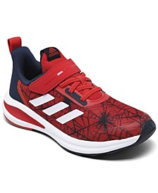 Little Boys Marvel Spider-Man Fortarun Running Sneakers from Finish Line