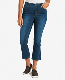 Gloria Vanderbilt Women's Crop Kick Jeans