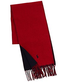 Men's Reversible Cold Weather Scarf