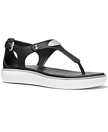 Lulu Thong Sandals