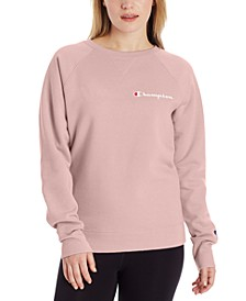 Women's Powerblend Logo Sweatshirt