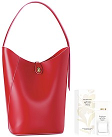 Receive a FREE White Tea Mini and Tote with any $74 Elizabeth Arden Fragrance Purchase