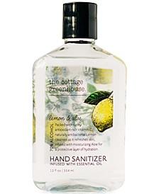 Lemon & Aloe Hand Sanitizer, 12-oz.