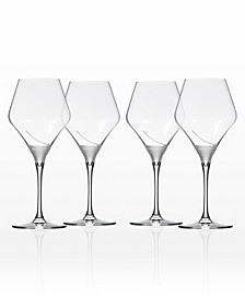 Mid-Century Modern Winetini 17Oz - Set Of 4 Glasses