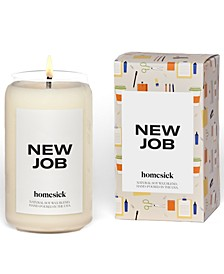 'New Job' Candle